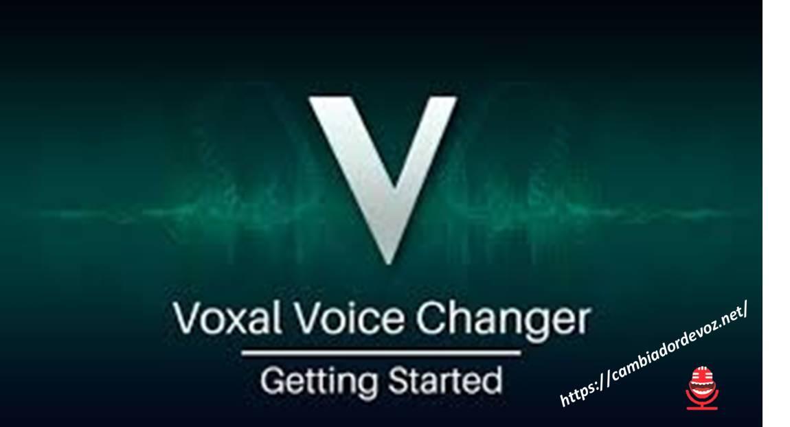 distorsionador de voz para pc
