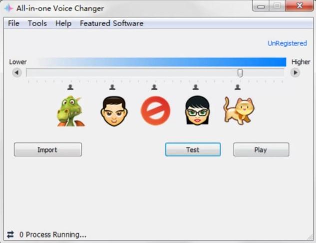 modulador de voz para juegos