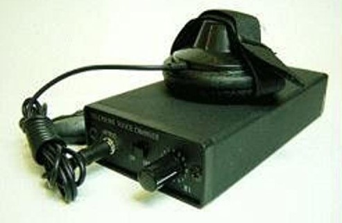 distorsionador de voz portátil