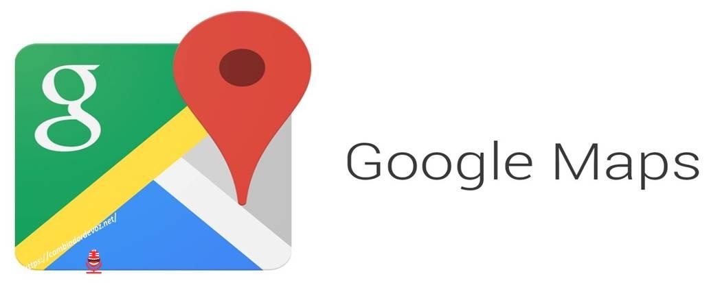 cambiar voz de google maps