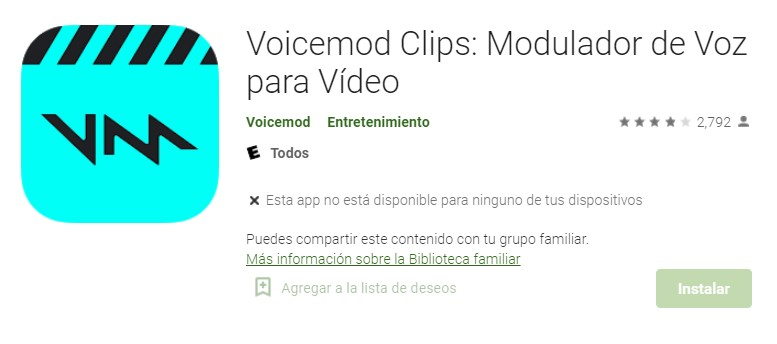 descargar voicemod en android
