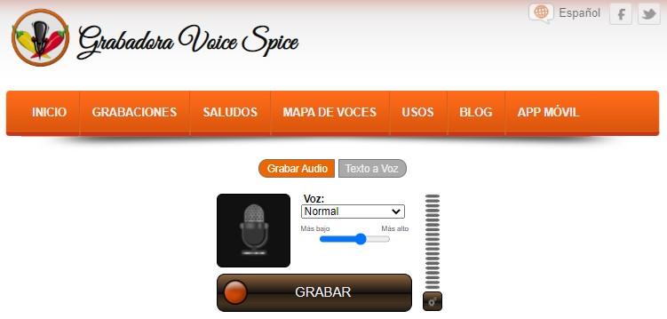 voice spice