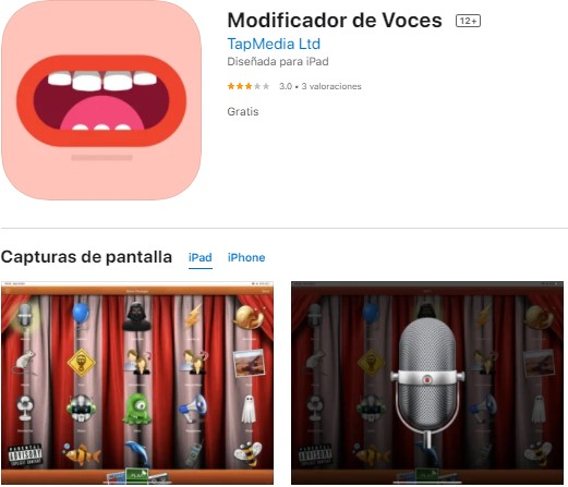 modificador de voces para whatsapp