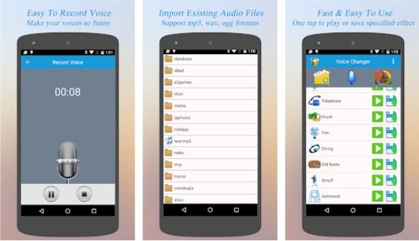 modulador de voz para whatsapp
