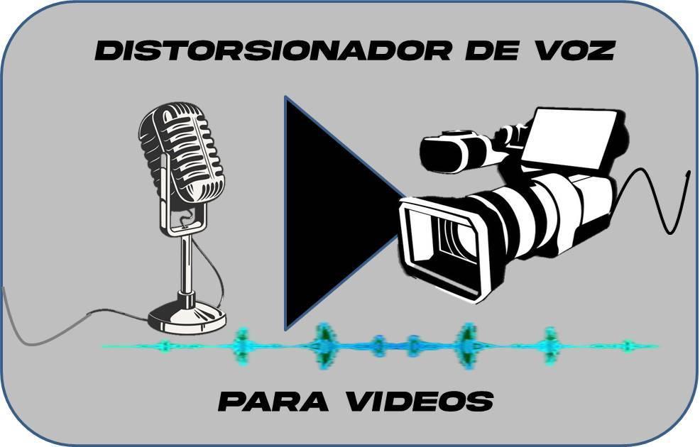 distorsionador de voz para videos
