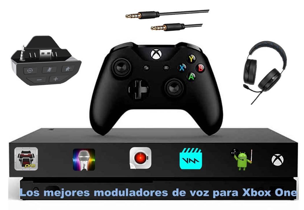 Modulador de voz para Xbox One